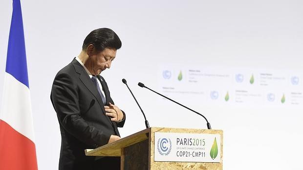 El primer ministro chino, Xi Jinping
