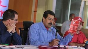 Nicolás Maduro, en un acto institucional