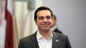 Alexis Tsipras, primer ministro heleno