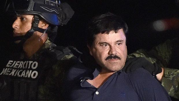 El «Chapo» Guzmán no puede ser condenado a muerte en EE.UU. si México lo extradita