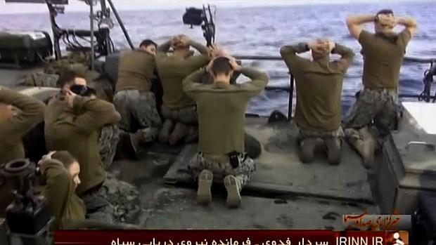 Imagen de los marines estadounidenses