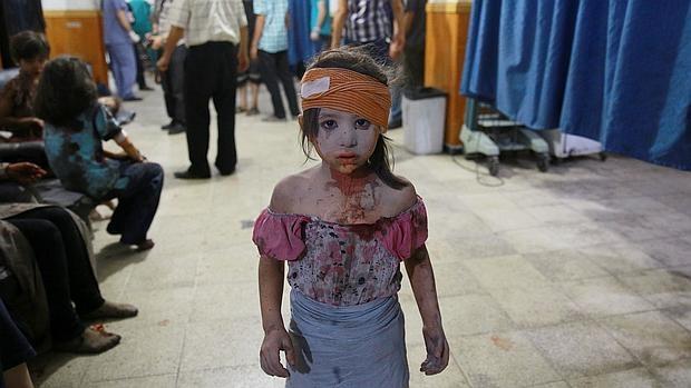 Siria, la peor guerra del mundo según la ONU