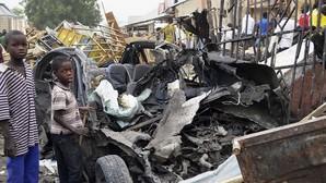 Imagen de archivo de uno de los atentados que ha sufrido Nigeria en los últimos años