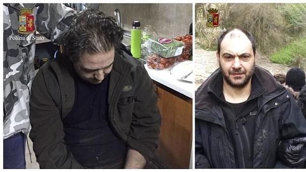 Detenidos en Italia dos de los mafiosos más buscados del país