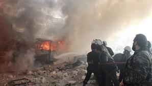 Nueve grupos rebeldes forman una nueva coalición en la ciudad siria de Alepo