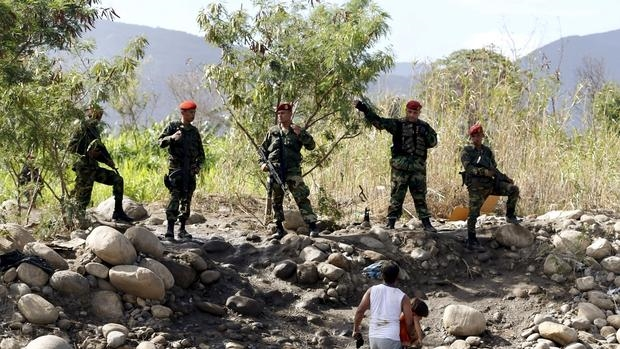 Bogotá investiga la supuesta incursión de militares venezolanos en Colombia