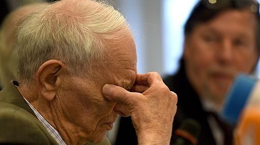 Justin Sonder perdió a 22 familiares durante el régimen nazi