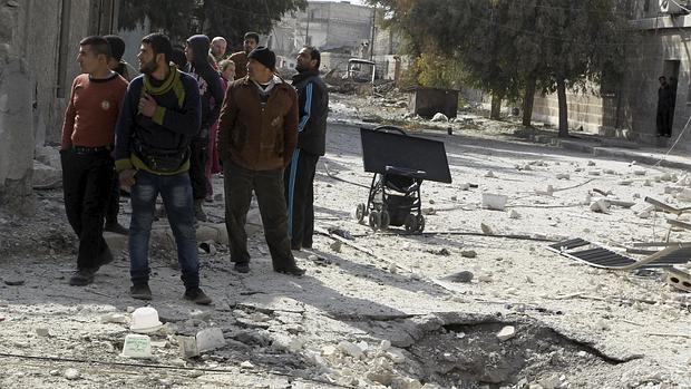 Cinco razones por las que dudar del alto el fuego en Siria