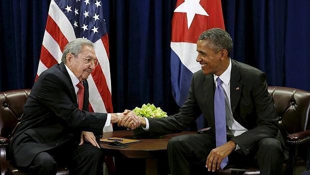 Los principales hitos del deshielo de las relaciones entre Cuba y Estados Unidos