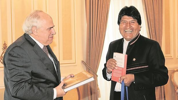 Bolivia vota si quiere a Evo Morales como presidente hasta 2025