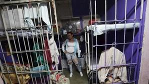 Interior de la cárcel de Topo Chico tras el motín