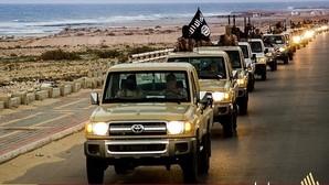 Yihadistas de Daesh circulan por la ciudad libia de Sirte