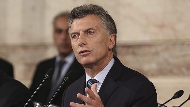Macri se compromete a «grandes reformas» ante el Parlamento argentino