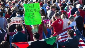 Simpatizantes de Donald Trump en Alabama