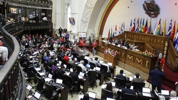 Imagen de la Asamblea Nacional venezolana