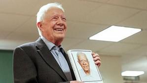 Jimmy Carter anuncia que no es necesario que continúe recibiendo tratamiento contra el cáncer