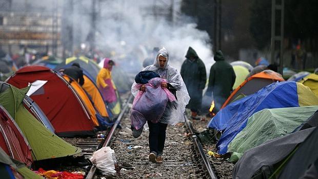 Eslovenia, Croacia y Serbia blindan sus fronteras y dan por cerrada la ruta de los Balcanes para los refugiados