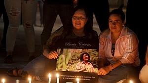 Organizaciones mexicanas exigen la protección del único testigo del asesinato de Berta Cáceres