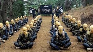 Campo de entrenamiento de yihadistas