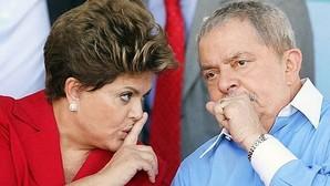 Rousseff y Lula, en una imagen de archivo