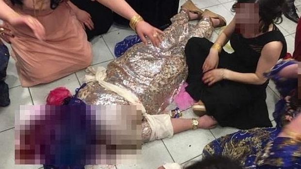 Esta es la foto que ha subido a Facebook el padre de la víctima para reclamar justicia