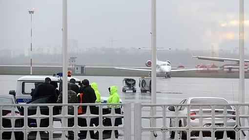 Aeropuerto de Rostov del Don