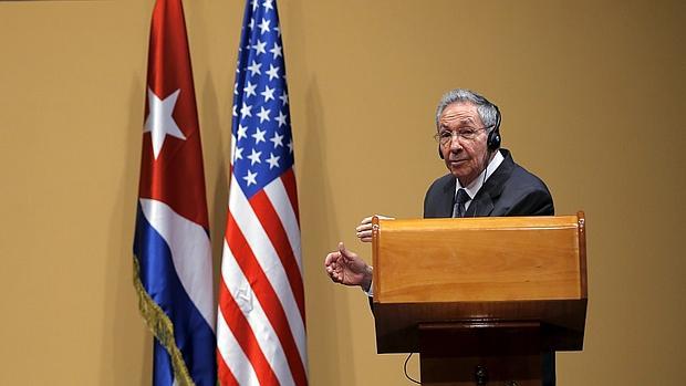 Conferencia de Obama y Castro en La Habana