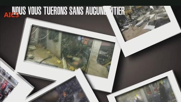 Daesh asegura que «matarán sin piedad» en un vídeo sobre los atentados de Bruselas