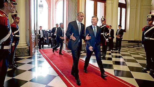 Obama y Macri dejan atrás la era de las malas relaciones bajo los Kirchner