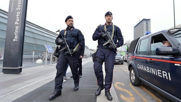 Un detenido en Italia por facilitar documentación falsa a los terroristas de Bruselas y París