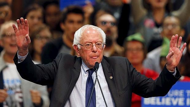 Sanders se crece ante Clinton tras su mejor noche de primarias