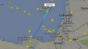 Detienen al hombre que secuestró el vuelo de EgyptAir