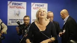 Marine Le Pen eliminaría a François Hollande en la primera vuelta electoral