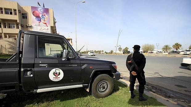 El Gobierno de Unidad auspiciado por la ONU llega a Libia en medio de amenazas de «un baño de sangre»