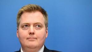 El primer ministro islandés, Sigmundur David Gunnlaugsson