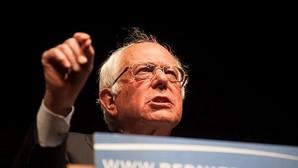 Bernie Sanders, tras su victoria en la primaria de Wisconsin