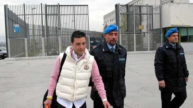 La RAI entrevista al hijo del antiguo «capo de capos de la Cosa Nostra»