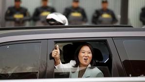Keiko Fujimori, el peso de un apellido