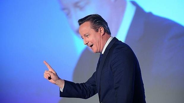 El primer ministro británico David Cameron