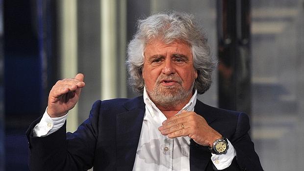 Beppe Grillo, en una imagen de archivo