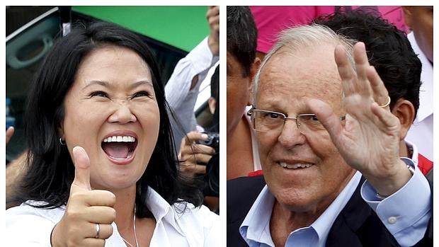 La carrera hacia la presidencia de Perú pasa por la cocina
