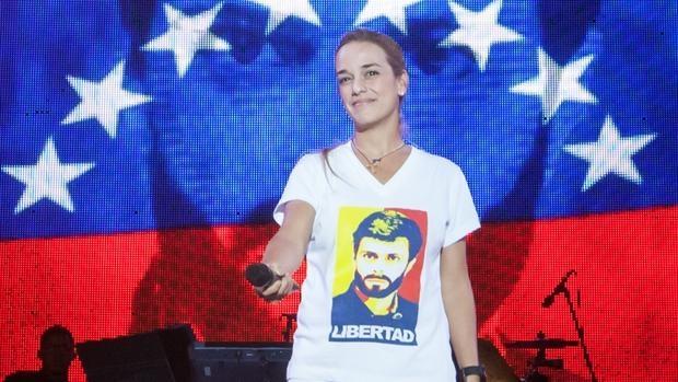 Lilian Tintori denuncia nuevas amenazas de muerte contra Leopoldo López
