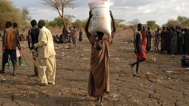 Guerra, armas y hambre, las razones del asesinato de 208 personas y el secuestro de 125 niños en Etiopía