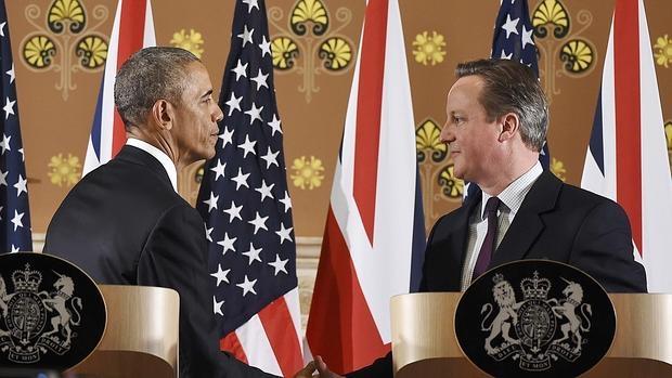 La relación Washington-Londres se atraganta con el Brexit