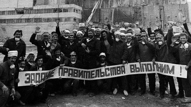 «Aquí no existe el pánico», así viví desde el corazón de la URSS la catástrofe de Chernobil