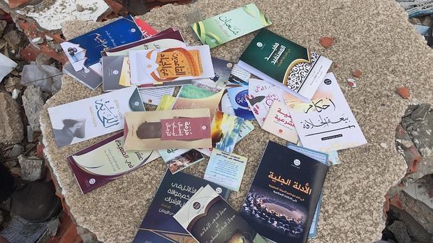 Daesh utiliza los libros de texto para convertir a los niños sirios en terroristas
