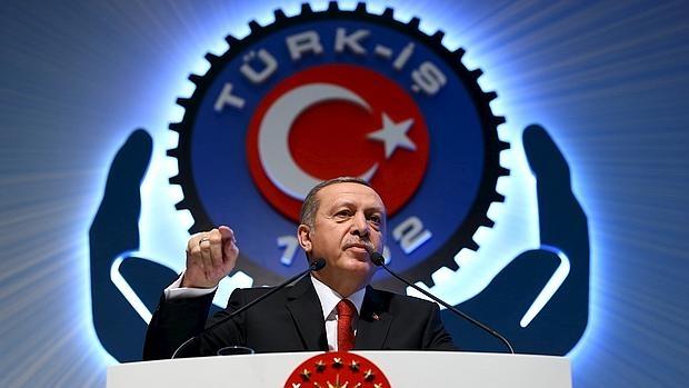 Erdogan en Ankara el pasado mes de diciembre