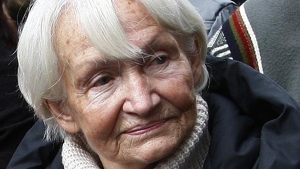 Margot Honecker, en una imagen de 2010
