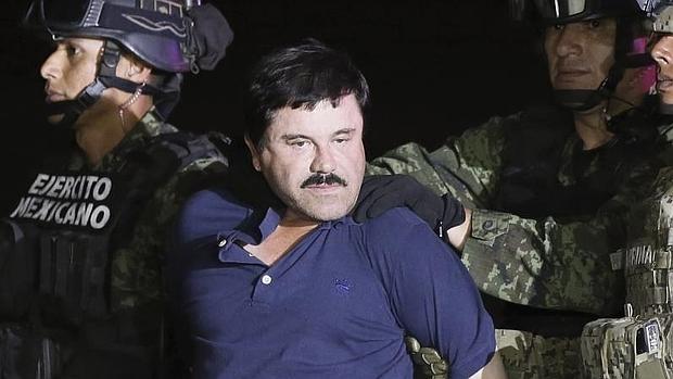 Un tribunal de México, favorable a la extradición de «El Chapo» a EE.UU.