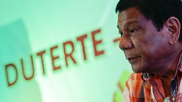 El populista Duterte, «el castigador», gana las eleccciones de Filipinas